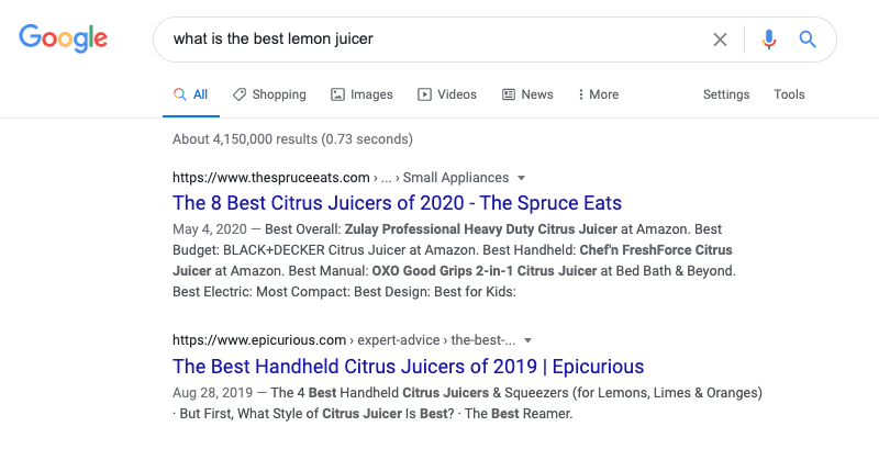 Best citrus juicers of 2020
